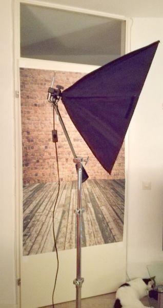 studiolamp softbox
