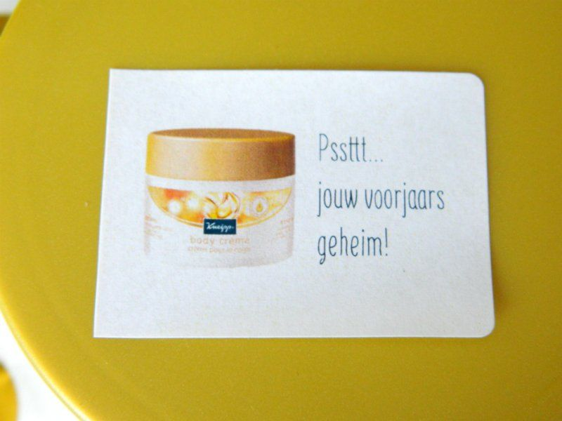 Kneipp Beauty Geheim Body crème