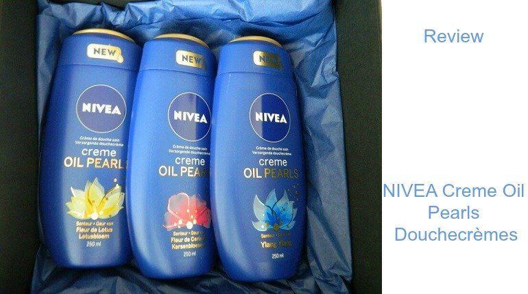 Review- NIVEA Creme Oil Pearls Douchecrèmes 63 nivea Review- NIVEA Creme Oil Pearls Douchecrèmes douche