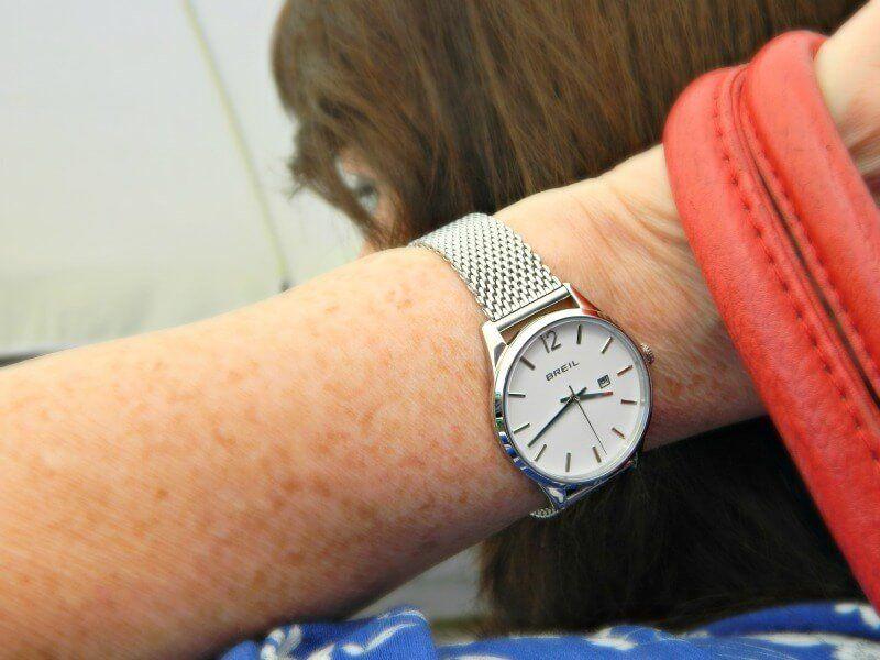 breil horloge en tas
