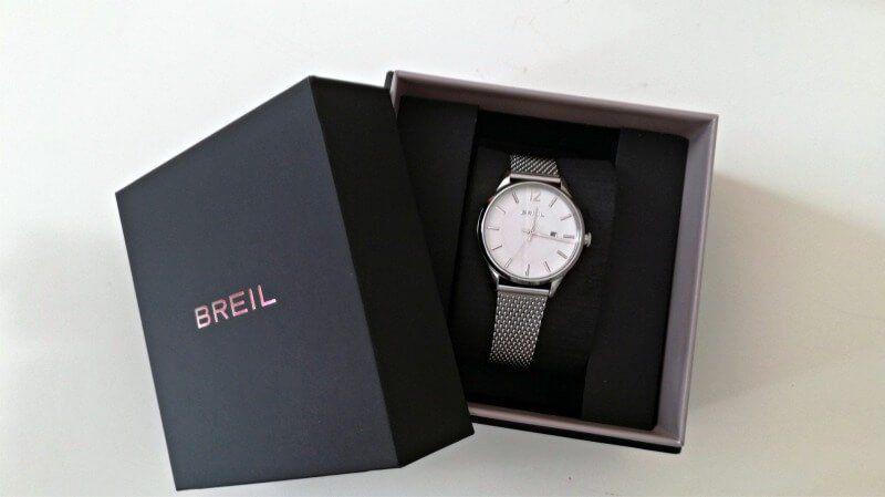 breil horloge in doos