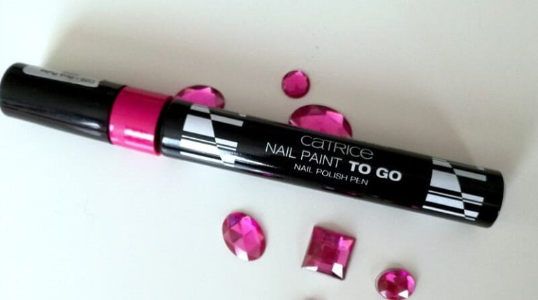 Review- Catrice – Nail Paint To Go Limited Edition- Pink Pulse 9 catrice nail paint Review- Catrice – Nail Paint To Go Limited Edition- Pink Pulse