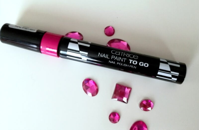 Nail Paint To Go Limited Edition