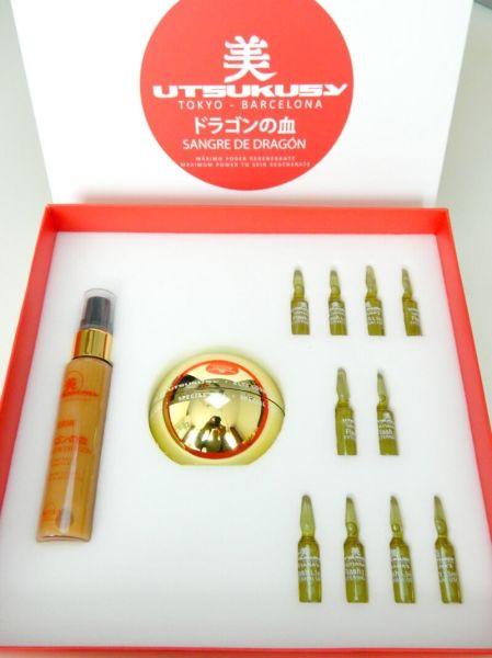 Utsukusy Dragon Blood Beauty box