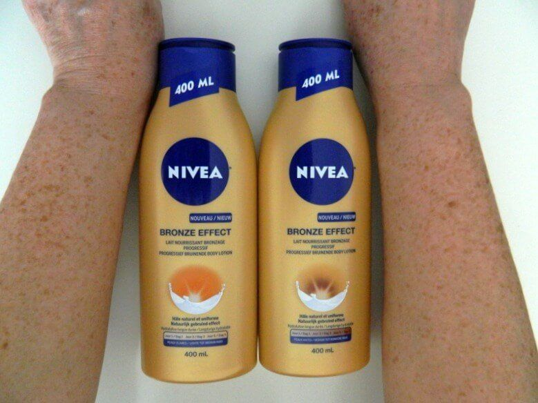 NIVEA Bronze Effect Body Lotion -Review 10 nivea bronze NIVEA Bronze Effect Body Lotion -Review