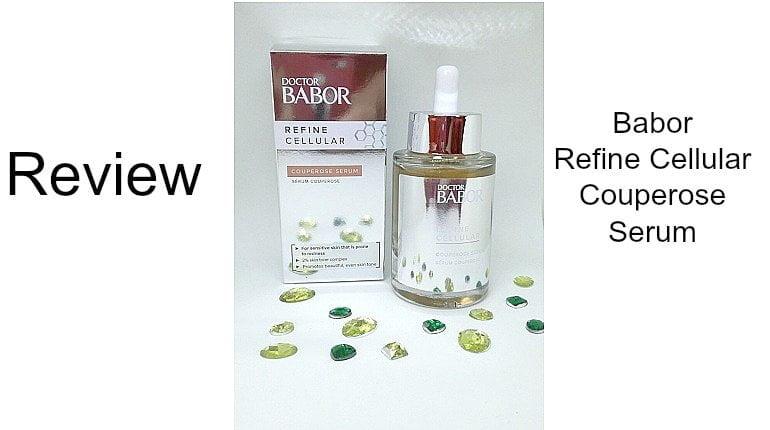 Babor Refine Cellular Couperose Serum 3