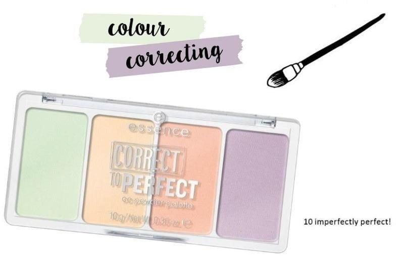 correct to perfect cc powder palette