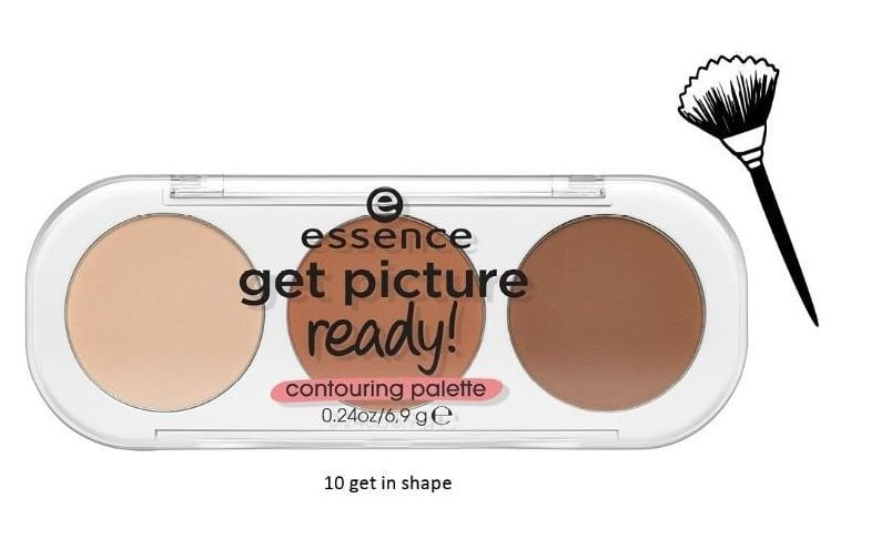 get picture ready contouring palette