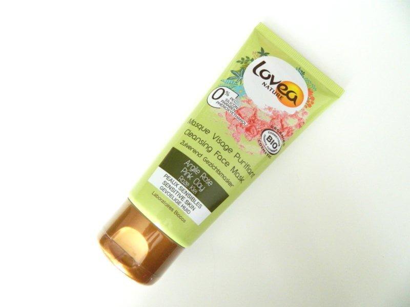 pink clay masker lovea tube