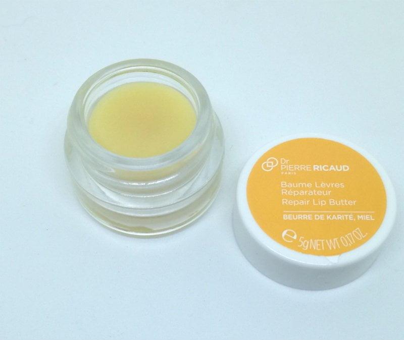 repair lip butter open
