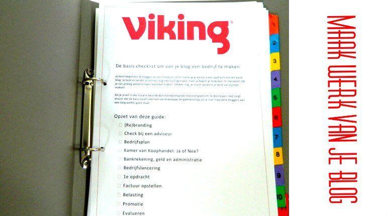 basis checklist viking 1