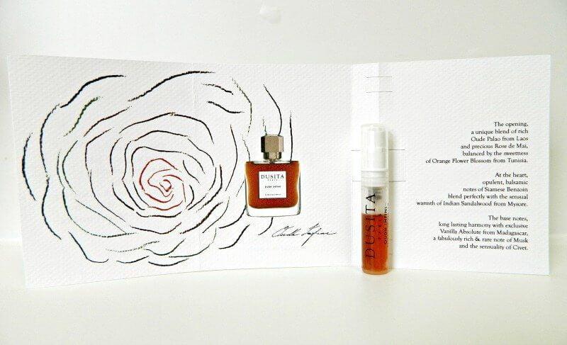 dusita parfum Oudh Infini