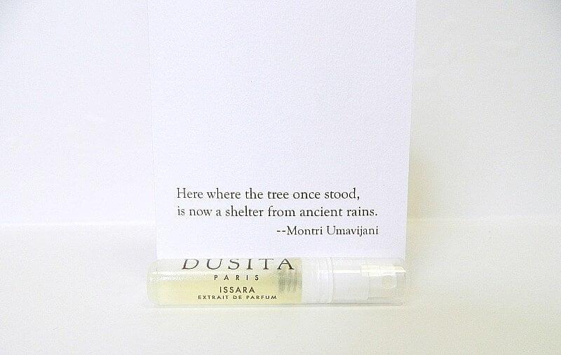 issara parfum dusita paris
