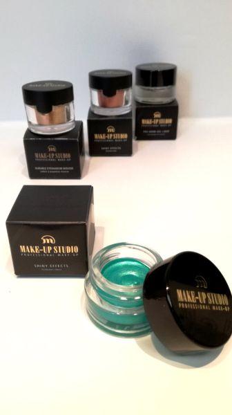 make-up studio edgy emerald