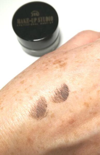 wenkbrauwgel make-up studio