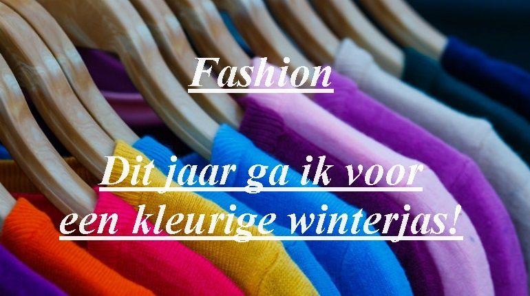 kleurige winterkleding
