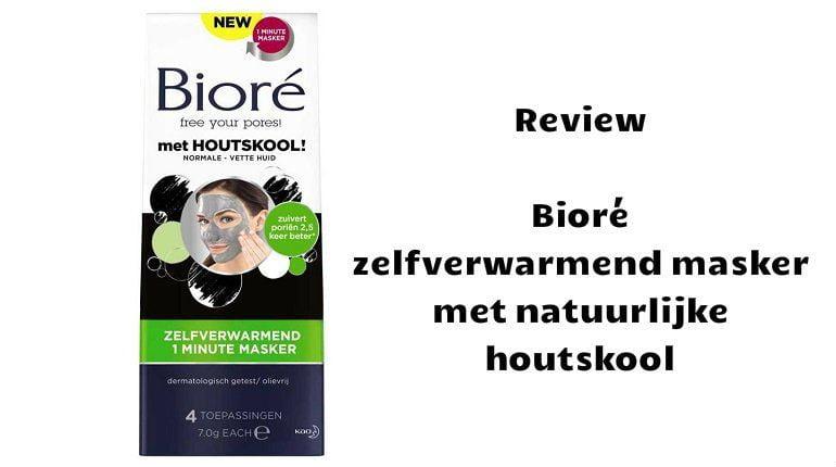 Biore Self Heating 1min Masker 10