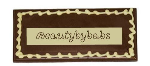 chocolade voor het goede doel beautybybabs