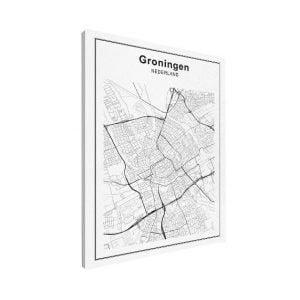 groningen-stadskaart-zwart-wit-op-canvas