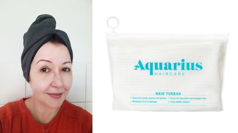 Aquarius Hair Turban