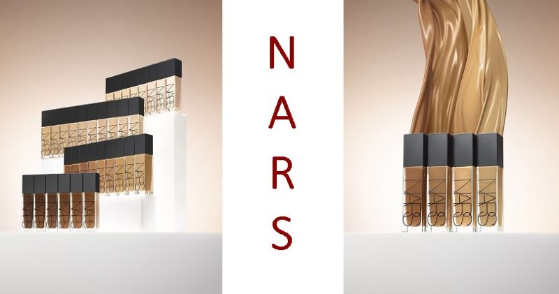 NARS Natural Radiant Longwear Foundation Stylized Collection Image 10