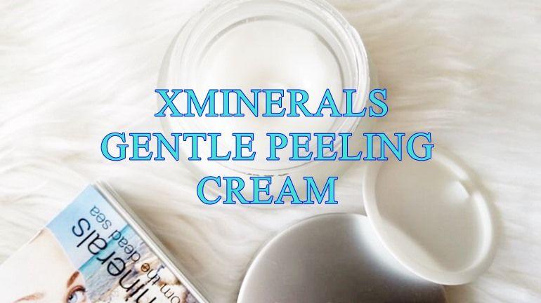 Review- Lente fitness voor de verdikte winterhuid met Xminerals Gentle Peeling Cream! 9 peeling Review- Lente fitness voor de verdikte winterhuid met Xminerals Gentle Peeling Cream!