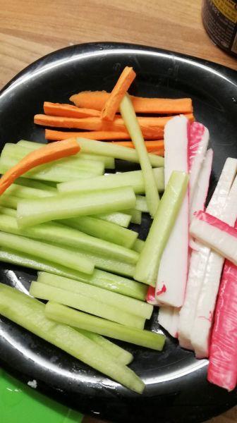 sushi ingredienten