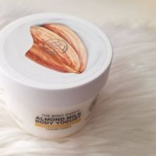 The Body Shop: Body YOgURts- Moringa & Almond Milk- Review 11 body yoghurt The Body Shop: Body YOgURts- Moringa & Almond Milk- Review