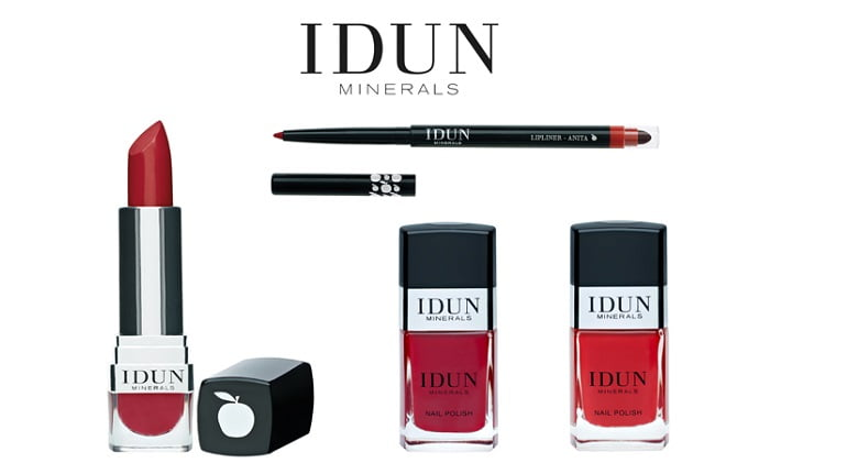 IDUN Minerals The Power of RED 10