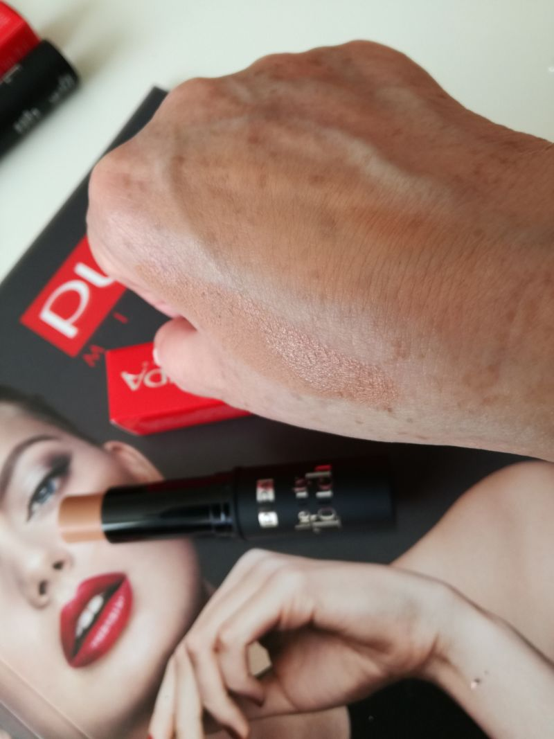 Review- PUPA Beauty Touch Stick Foundation 23 pupa Review- PUPA Beauty Touch Stick Foundation
