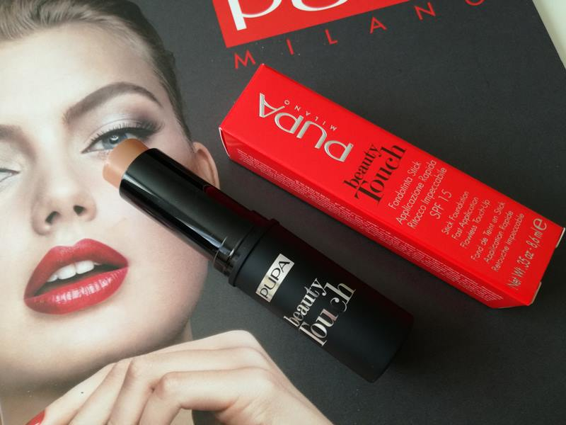 Review- PUPA Beauty Touch Stick Foundation 21 pupa Review- PUPA Beauty Touch Stick Foundation