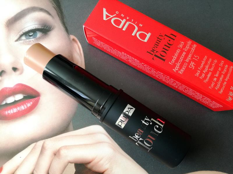 Review- PUPA Beauty Touch Stick Foundation 17 pupa Review- PUPA Beauty Touch Stick Foundation