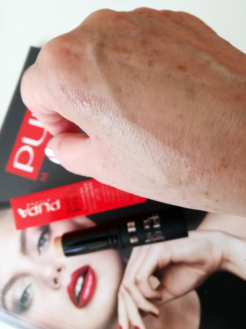 Review- PUPA Beauty Touch Stick Foundation 19 pupa Review- PUPA Beauty Touch Stick Foundation