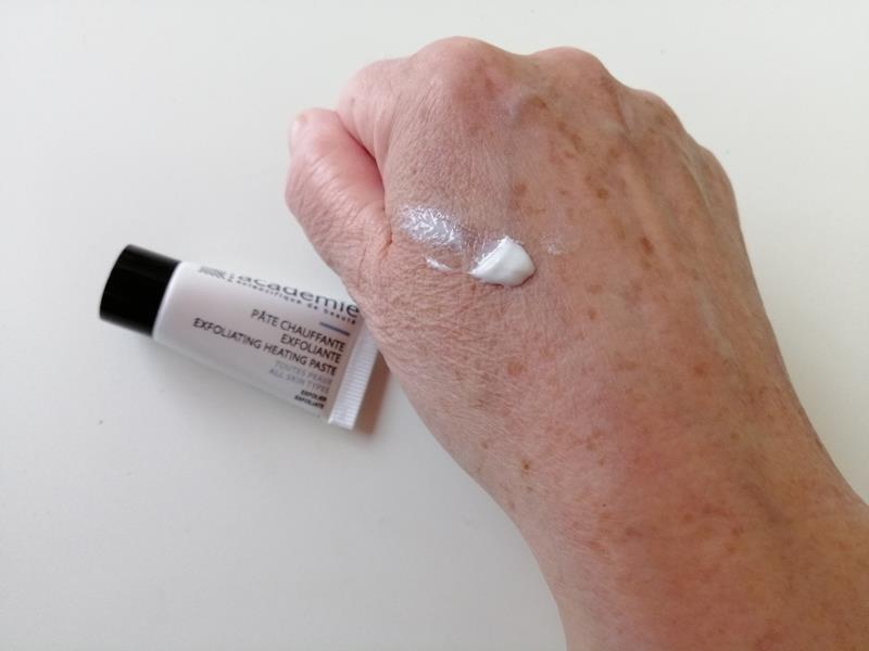 Exfoliating Heating Paste, de Scrub die opwarmt in contact met de huid- Review 5 heating paste Exfoliating Heating Paste, de Scrub die opwarmt in contact met de huid- Review