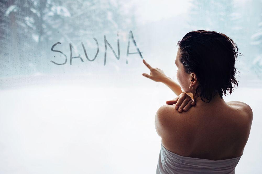 De Sauna, ook Goed voor je Huid! 1 sauna De Sauna, ook Goed voor je Huid!