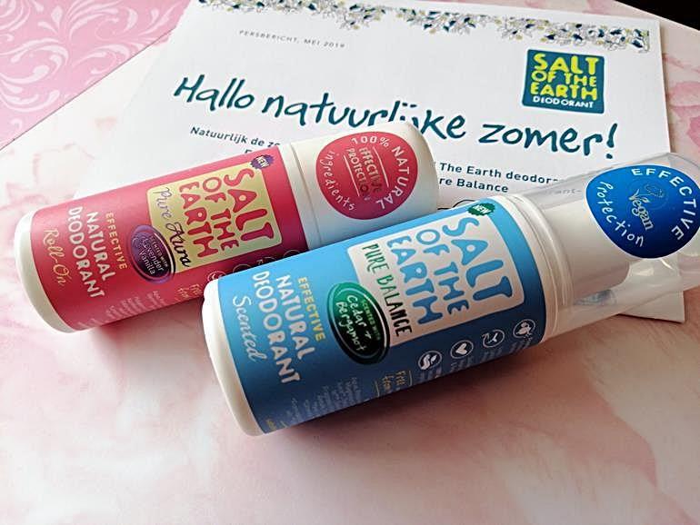 Natuurlijk de zomer tegemoet met Salt Of The Earth deodorant: Familie wordt uitgebreid met Pure Balance 23 salt of the earth Natuurlijk de zomer tegemoet met Salt Of The Earth deodorant: Familie wordt uitgebreid met Pure Balance deodorant