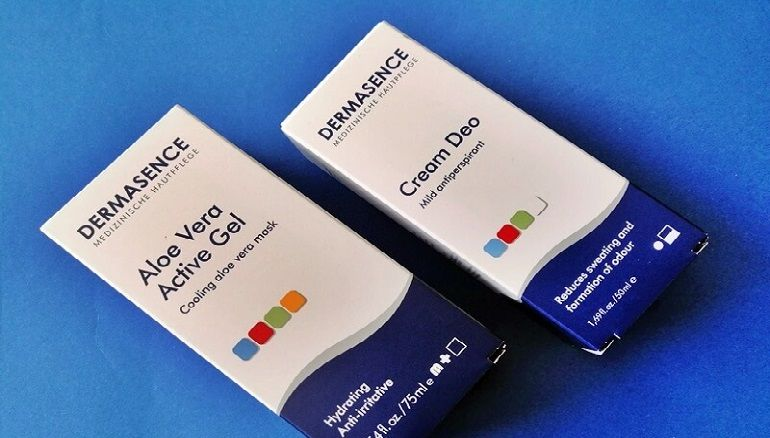 Review: Dermasence Aloë Vera Active Gel Mask & Cream Deo 7 Dermasence Aloë Vera Active Gel Mask Review: Dermasence Aloë Vera Active Gel Mask & Cream Deo Dermasence