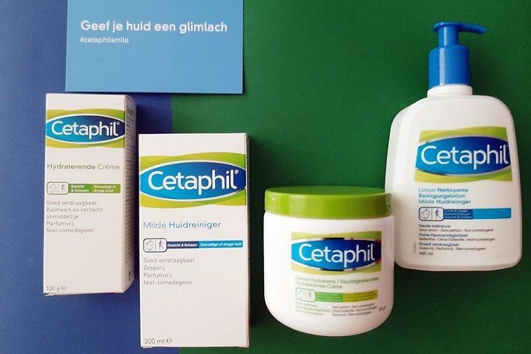 Review: Cetaphil Milde Huidreiniger & Hydraterende Crème voor de verzorging van de gevoelige huid 7 cetaphil Review: Cetaphil Milde Huidreiniger & Hydraterende Crème voor de verzorging van de gevoelige huid gevoelige huid