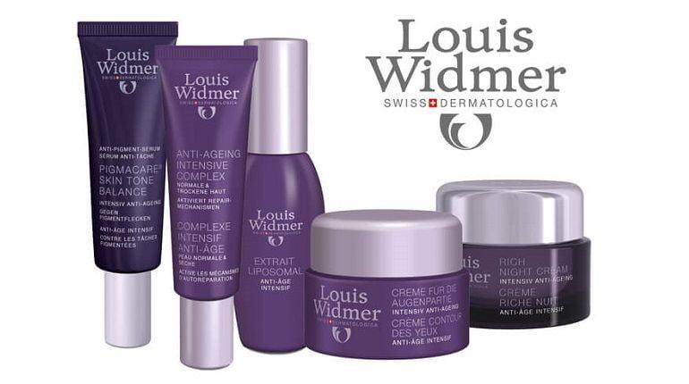 Intensief Anti-Ageing Verzorging van Louis Widmer 5 louis widmer Intensief Anti-Ageing Verzorging van Louis Widmer Huidverzorging