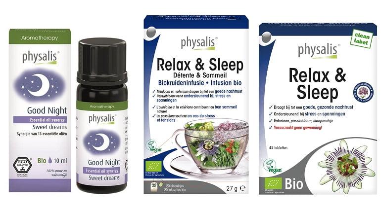 Sweet Dreams- Physalis helpt je de nacht door 1 physalis Sweet Dreams- Physalis helpt je de nacht door