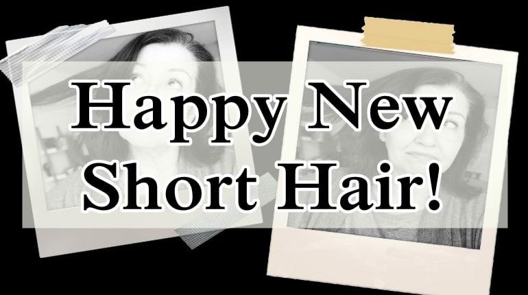 Happy New (Short) Hair! Van Lang naar Kort! 7 kort haar Happy New (Short) Hair! Van Lang naar Kort! kapper