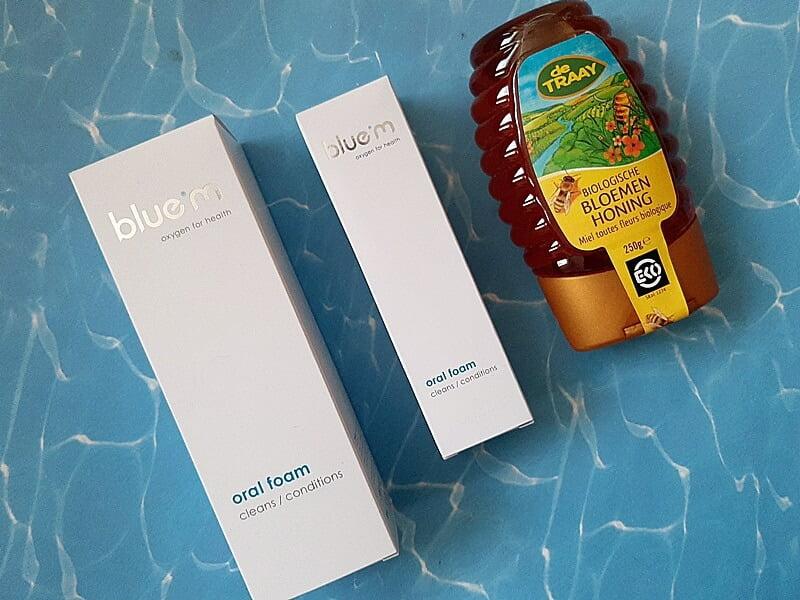 Review: Foam It met bluem Oral Foam! 15 blue'm Review: Foam It met bluem Oral Foam! tandverzorging