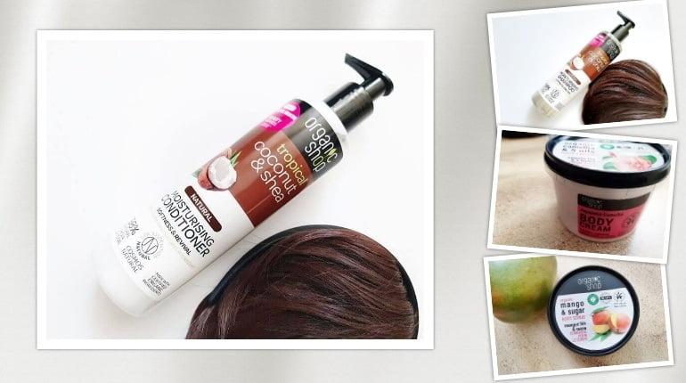 Review! ORGANIC SHOP Shampoo, Conditioner, Body Scrub & Body Cream 15 organic shop Review! ORGANIC SHOP Shampoo, Conditioner, Body Scrub & Body Cream conditioner