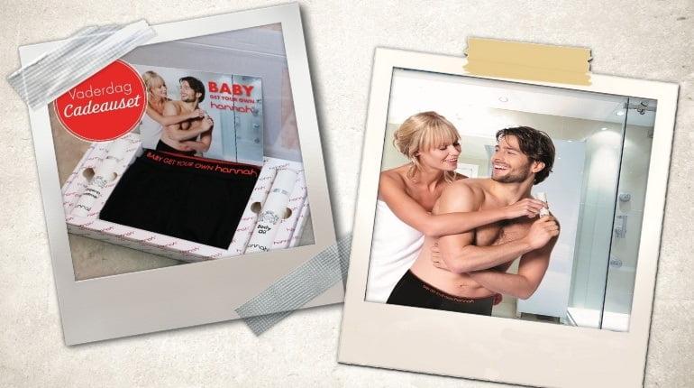 Baby… get your own hannah! Het Ideale Cadeau voor Vaderdag! 17 hannah Baby… get your own hannah! Het Ideale Cadeau voor Vaderdag! Merken