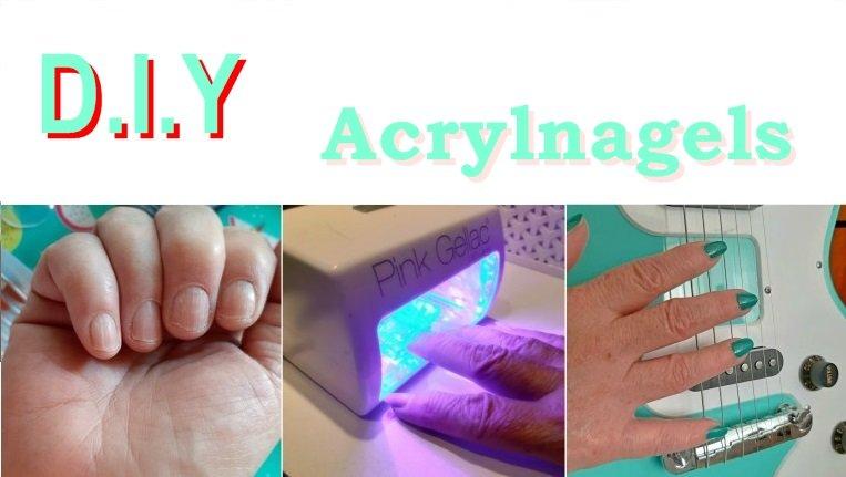DIY Acrylnagels zetten met Acrylgel van AlieXpress (Ik heb weer nagels!) 15 acrylnagels DIY Acrylnagels zetten met Acrylgel van AlieXpress (Ik heb weer nagels!) diy