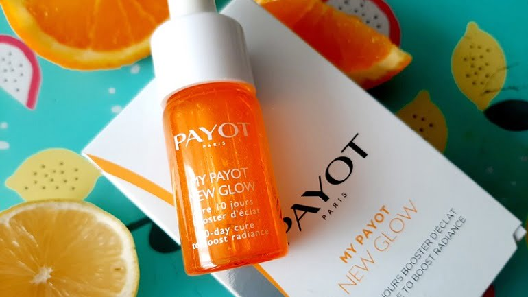 Review MY PAYOT New Glow 7 my payot Review MY PAYOT New Glow Vitamine C