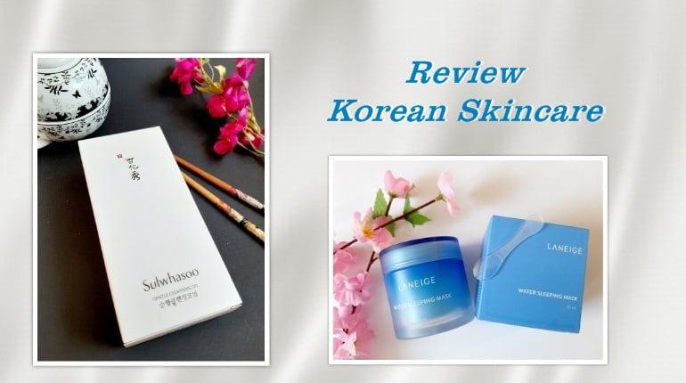 Review Korean Skincare! Sulwhasoo Gentle Cleansing Oil & Laneige Water Sleeping Mask 15 korean skincare Review Korean Skincare! Sulwhasoo Gentle Cleansing Oil & Laneige Water Sleeping Mask cleanser