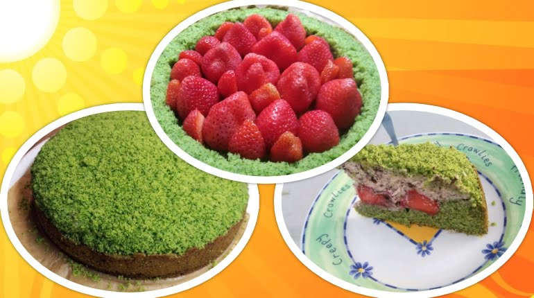 Zin in een Groene Taart met Aardbeien? 29 spinazietaart Zin in een Groene Taart met Aardbeien? recepten zoet