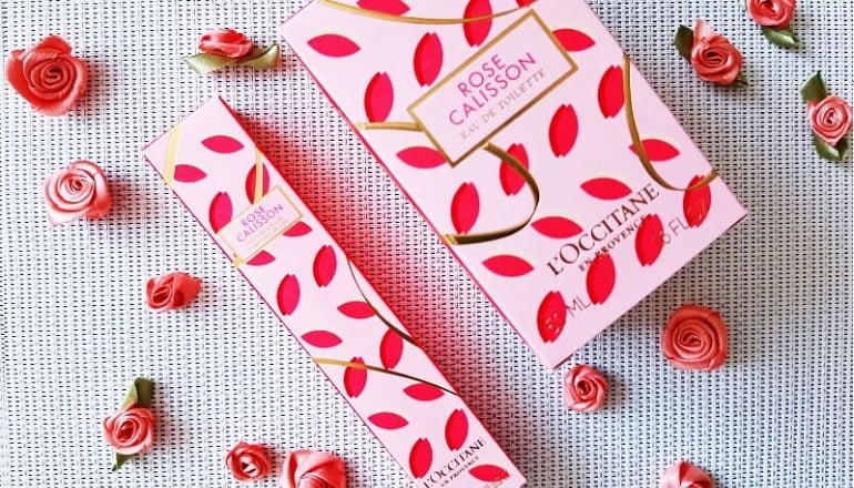 L'OCCITANE Rose Callison Eau de Toilette & Rose Callison Parfum in Gel 21 l'occitane L'OCCITANE Rose Callison Eau de Toilette & Rose Callison Parfum in Gel Merken