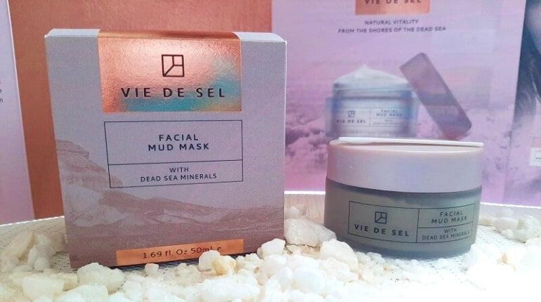 Review VIE DE SEL Facial Mud Mask (& sample Moisturizing Day Cream) 33 vie de sel Review VIE DE SEL Facial Mud Mask (& sample Moisturizing Day Cream) Merken